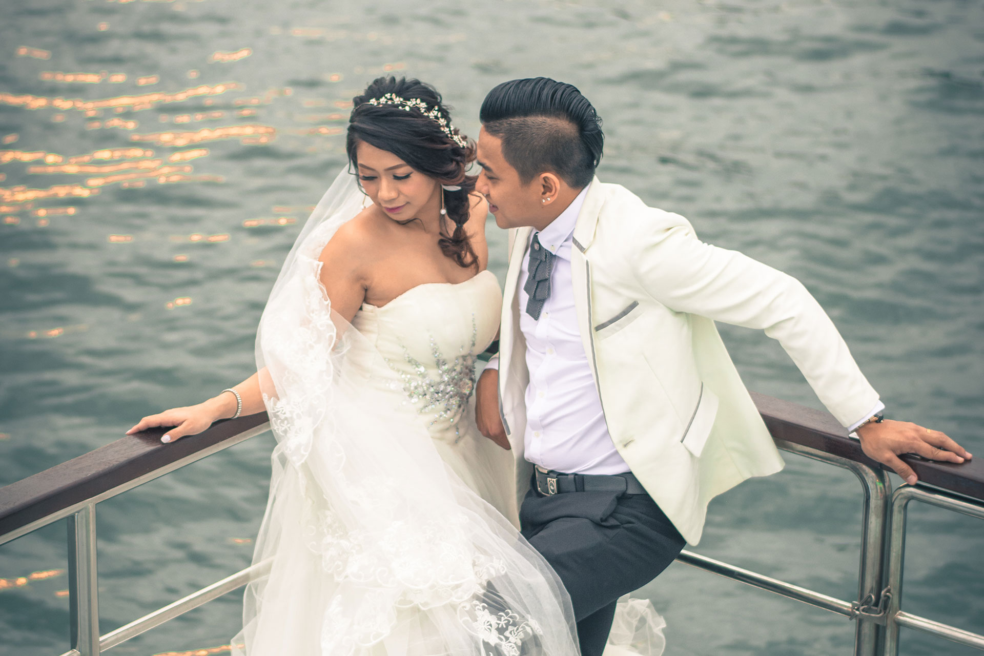 North Borneo Cruises Wedding