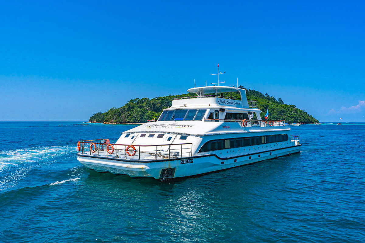 Kota Kinabalu Islands Morning Cruise