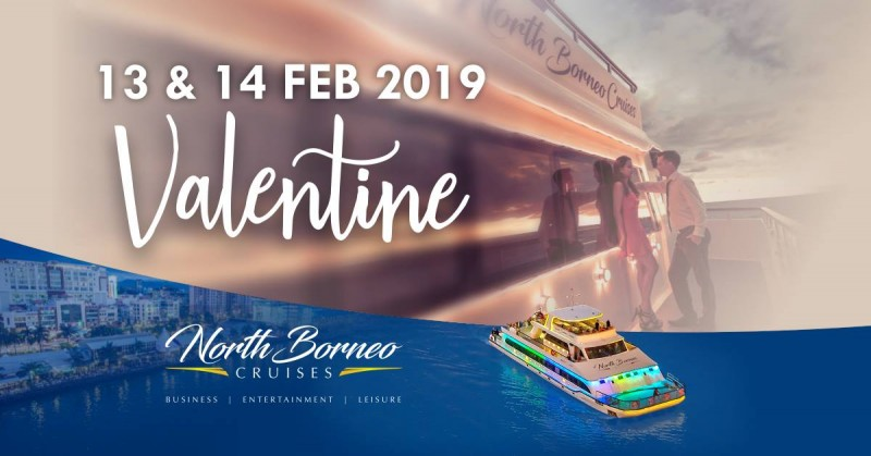 Valentine's Day Romantic Dinner Cruise - 13 and 14 February 2019